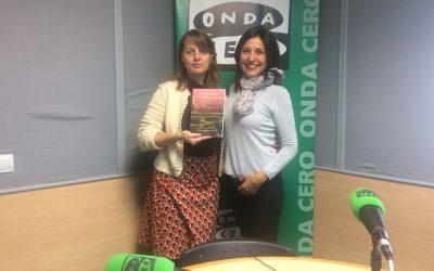 Entrevista Onda Cero con Marta García