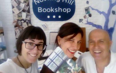 Entrevista Notting Hill Bookshop con LUIS COMPÉS